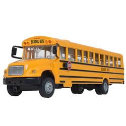 siku仕高德国品牌玩具汽车模型仿真公交车玩具校车巴士客车合金车模型小车-美国校车SKUC3731