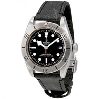 TUDOR 帝舵 Heritage Black Bay 79730-0003 男士机械腕表