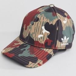 Adidas Originals X Pharrell Williams Hu 合作款迷彩棒球帽