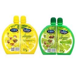 宝蓝吉 青柠檬汁/黄柠檬汁 125ml *4瓶 送2瓶青柠檬汁