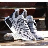 限尺码:adidas 阿迪达斯 Originals NMD R1 STLT PK 中性款运动鞋