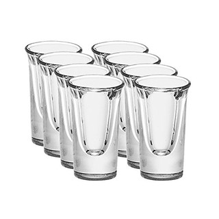 Libbey 利比 5030CN2*2 白酒杯22ml(8只) 子弹杯 适用于商务家庭聚会