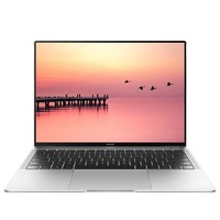 HUAWEI 华为 MateBook X Pro 2018款 13.9英寸 笔记本电脑 (深空灰、酷睿i5-8250U、8GB、256GB SSD、MX150)