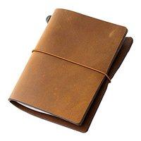 MIDORI TRAVELER'S Notebook 皮质笔记本 护照型