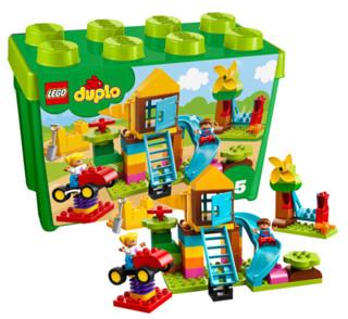 LEGO 乐高 得宝 10864 我的游乐场创意积木盒