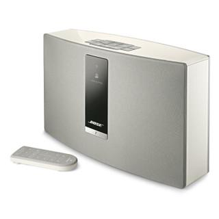 Bose SoundTouch 20 III 无线音乐系统 蓝牙WIFI音箱 白色