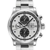 值友专享 : MIDO 美度 Multifort 舵手系列 M005.614.11.031.09 男款机械腕表
