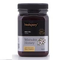 历史低价:Biohoney 麦卢卡蜂蜜 MGO100+ 500g *2件