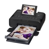 21日0点:Canon 佳能 CP1300 便携式照片打印机 黑色 美版