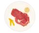 HONDO BEEF 恒都 澳洲原切肉眼牛排 150g*7 *7件
