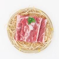 恒都 澳洲牛肋条500g冷冻生鲜牛肉 *3件