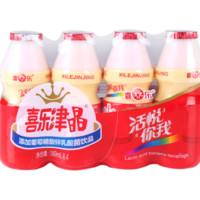 喜乐 津晶 乳酸菌饮品 牛奶发酵乳酸饮料 160ml*4瓶