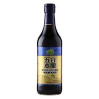 东合 特级日式酿造生抽酱油 非转基因大豆500ml *5件