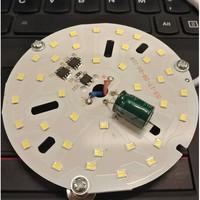 德迈 圆形LED灯 18w 85mm