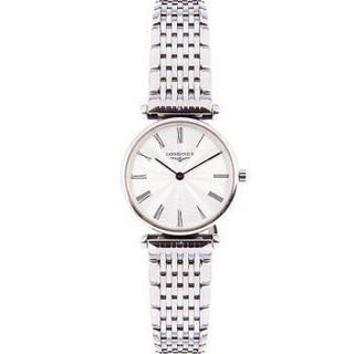 Longines 浪琴 嘉岚系列 L4.209.4.71.6 女士时装腕表