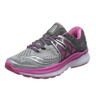 限尺码 : saucony 圣康尼 HURRICANE ISO 3 女款支撑跑鞋