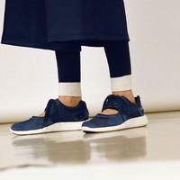 限尺码:adidas 阿迪达斯 Originals X HYKE AOH-007 中性款休闲运动鞋