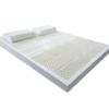 银卧 乳胶床垫泰国天然橡胶1.8m床纯5cm席梦思1.5m10cm进口乳胶(厚5cm85D带内外套透气款 1.2*1.9) 499元