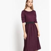 凑单品:R edition 女士收腰连衣裙