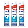 Theramed 原味防蛀 立式牙膏 100ml *3支  €6.99