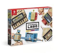 任天堂 Nintendo Labo 五合一娱乐套组 含亚马逊限定配件+原创胶带+专属额外配件