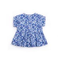 oissie 奥伊西 1-4岁宝宝碎花衬衫