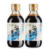 伊例家 海鲜酱油 200ml*2瓶装 29.9元包邮