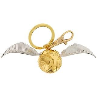Harry Potter 哈利波特 Gold Snitch 金色飞贼  钥匙扣