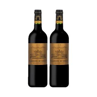 25日0点 : Chateau D'issan 迪仙庄园 副牌干红葡萄酒 2014年 750ml*2支 *3件