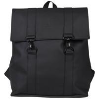 RAINS MSN Bag 中性信使背包 黑色 *4件