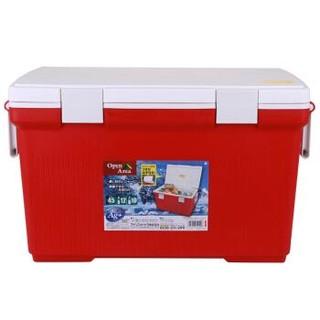 爱丽思(IRIS)车载保温箱冷藏箱 45升 CL-45 红色