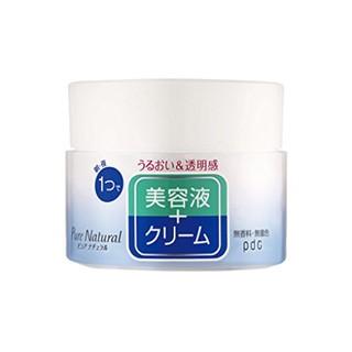 PDC 碧迪皙 Pure NATURAL 美容液面霜 100g