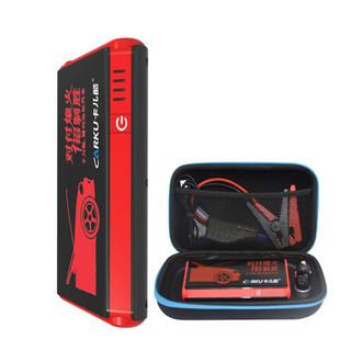 卡儿酷 CARKU 116款智能版 汽车应急启动电源 车载多功能启动宝搭电器 适用5.0L及以下汽油车系!