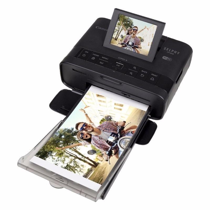 Canon 佳能 SELPHY CP1300 照片打印机 黑色