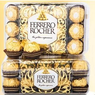Ferrero 费列罗 软心巧克力 30粒* 2盒装  *3件