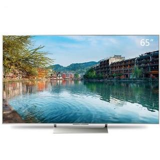 SONY 索尼 KD-65X9000E 65英寸 4K液晶电视