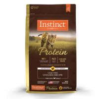 Instinct 百利 鸡肉配方 全价成猫粮 10磅