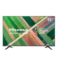 Hisense 海信  LED55E5U 55英寸 4K液晶电视