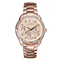 BULOVA 宝路华 98W178 女士时装腕表