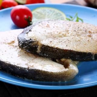 鲜元素 阿拉斯加黑鳕鱼 250g