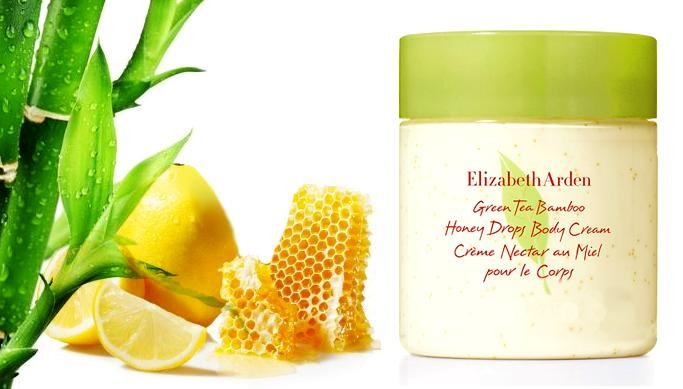 Elizabeth Arden 伊丽莎白·雅顿 绿茶竹蜂蜜身体滋润乳 500ml