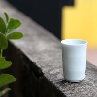 陶溪川 景德镇青瓷茶杯 230ml