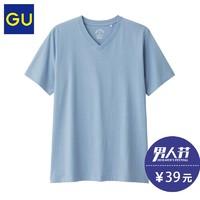 GU 极优 299574 男士T恤
