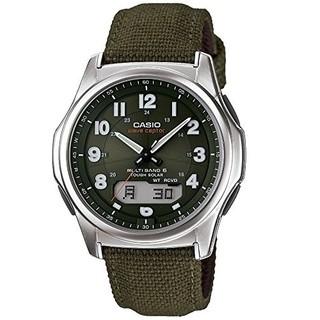 CASIO 卡西欧 WVA-M630B-3AJF 6局电波太阳能男士手表