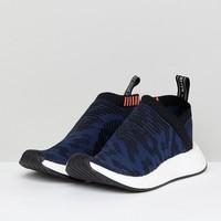 限尺码 : adidas 阿迪达斯 NMD Cs2 Shadow Knit 男款休闲运动鞋
