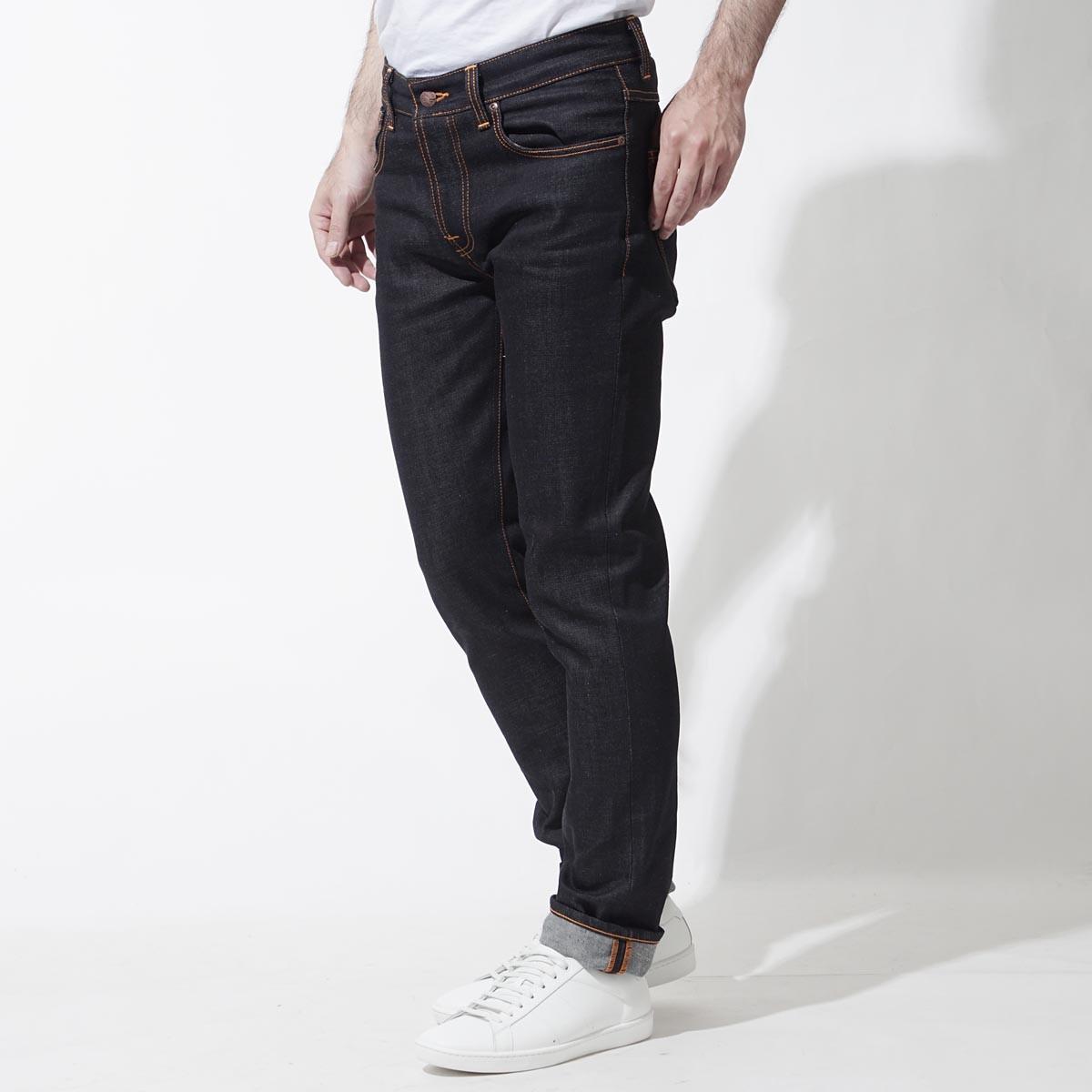 Nudie Jeans GRIM TIM 男士牛仔裤