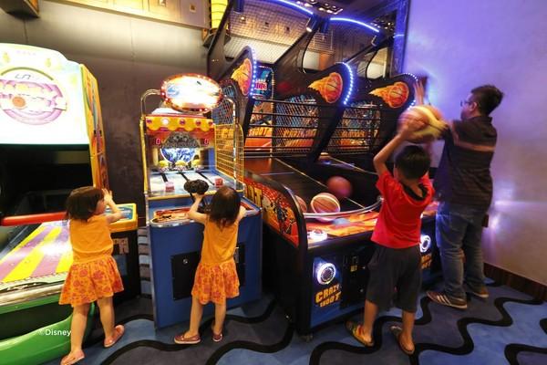 把童话世界装进酒店!香港迪士尼酒店一晚+迪士尼快速通行+免费接驳+米奇洗漱套装!