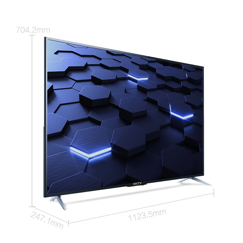 KKTV U50F1 50英寸 4K 液晶电视
