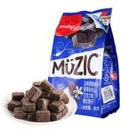 munchy's 麦奇 马奇新新 香草味威化饼干 90g