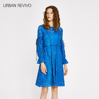 URBAN REVIVO WG33R7AN2000 女款A型连衣裙